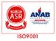 松原産業はiso9001を取得しています。